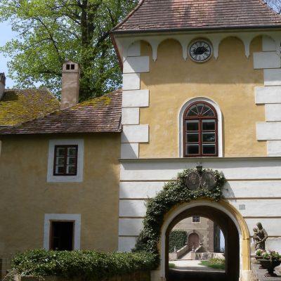 Замок Растенберг, Австрия