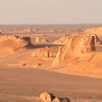 Пустыня Калутс, Иран