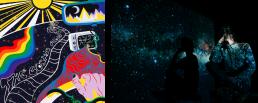 Первый альбом The Cosmic Adventure