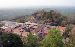 Sri Karinjeshwara Temple, храм Парвати, Бантвал
