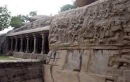 Храмовый комплекс Панча Ратха, Махабалипурам