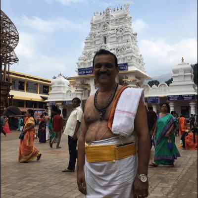 Главный ответственный по протокольным вопросам, Kukke Shri Subrahmanya Temple, Субраманья