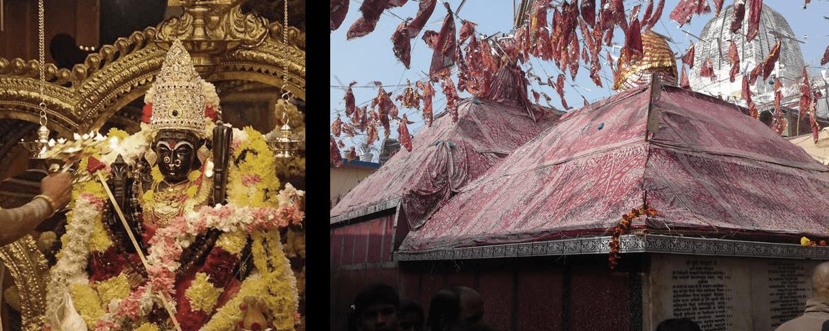 Храм Mangala Gauri в Гайе