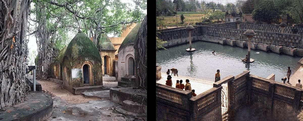 Храмы и горячие источники, Bakreshwar