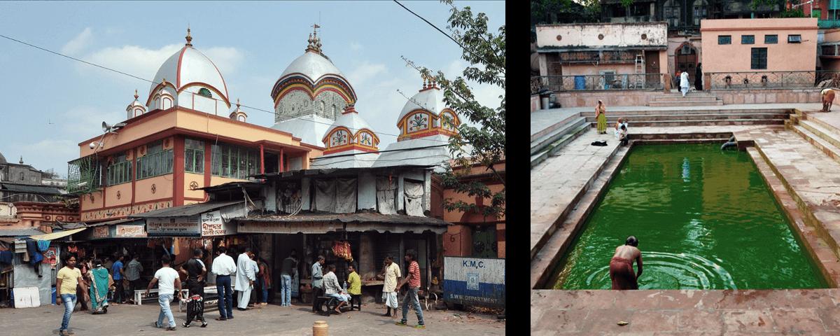 Храм Kalighat Temple, Калькутта